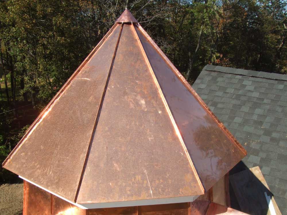The Dirty Roofer Commercial Amp Residential Copper Slate